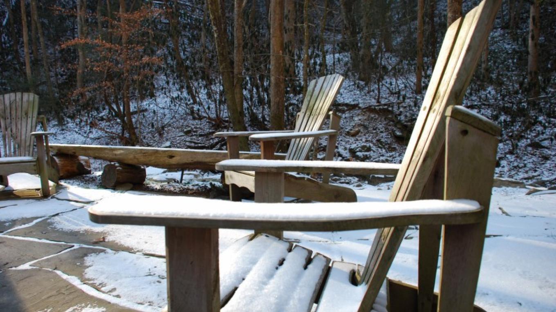 Buckberry Lodge Adirondack Camp