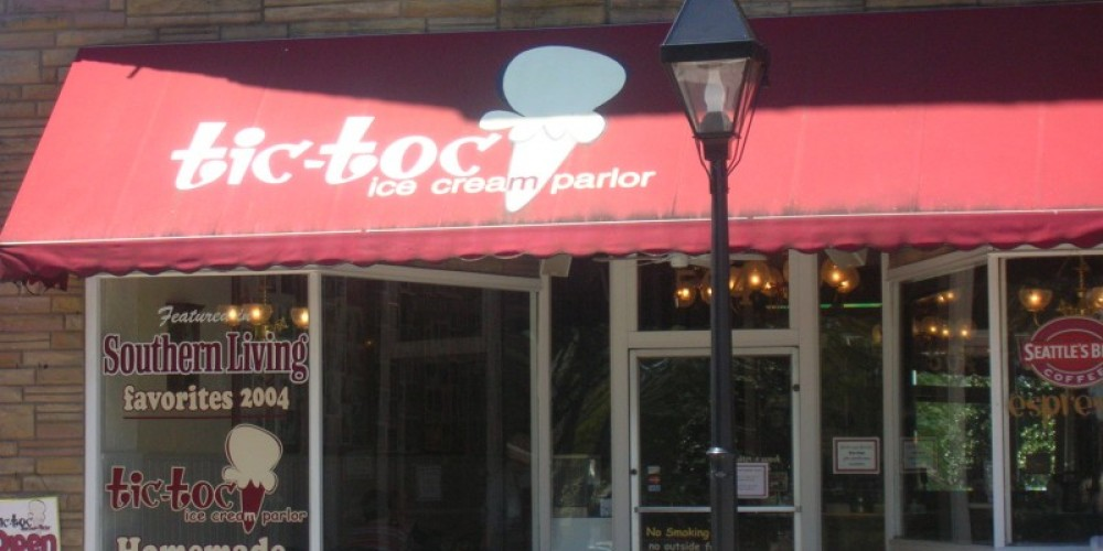 Tic-Toc Ice Cream Parlor – Aimee Pangle