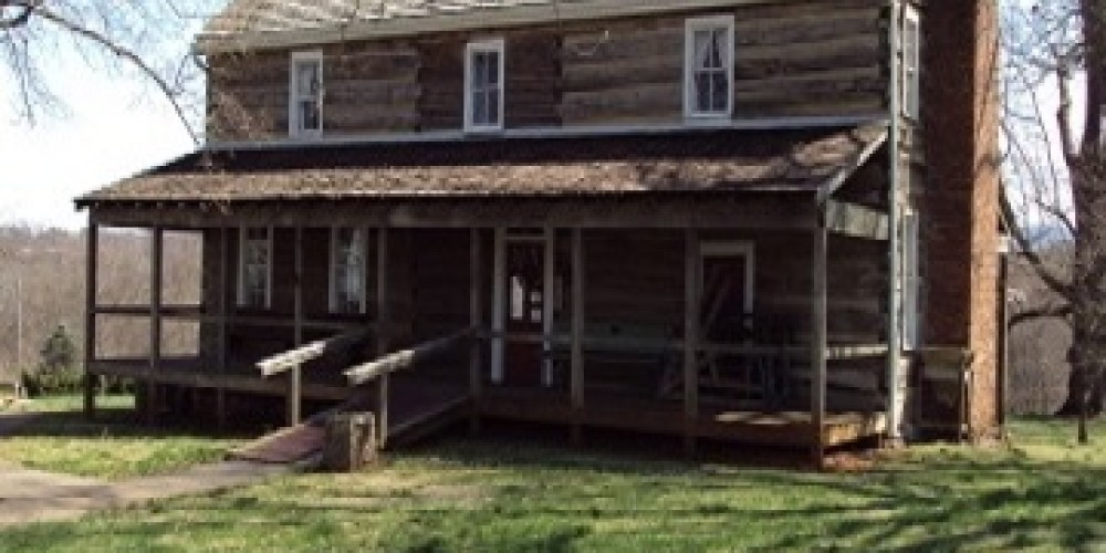 Thompson-Brown House Cades Cove Preservation Ass. Museum – Stephen Weber