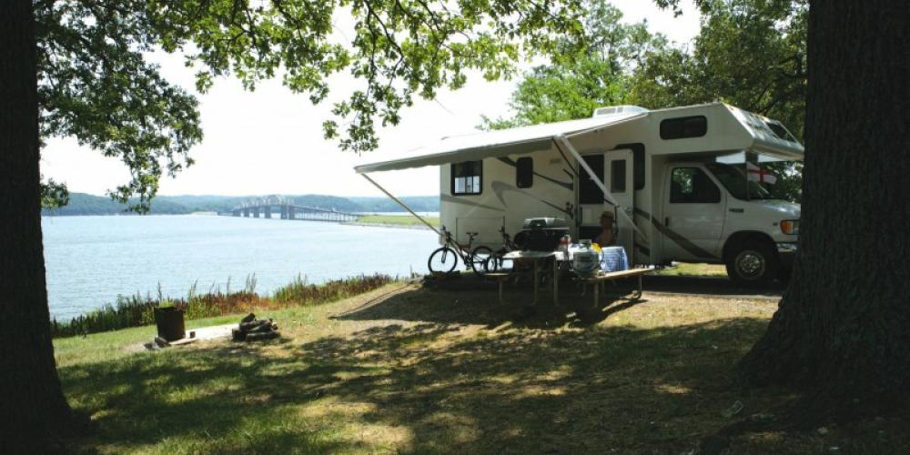 Campground – Kentucky State Parks