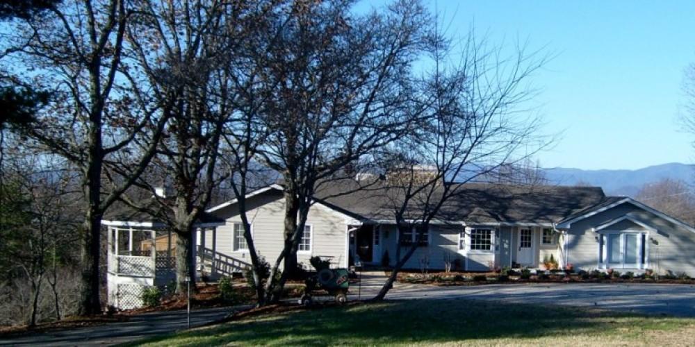 Chancey Hill Inn B&B, overlooking Hiawassee, GA – Candace Lee
