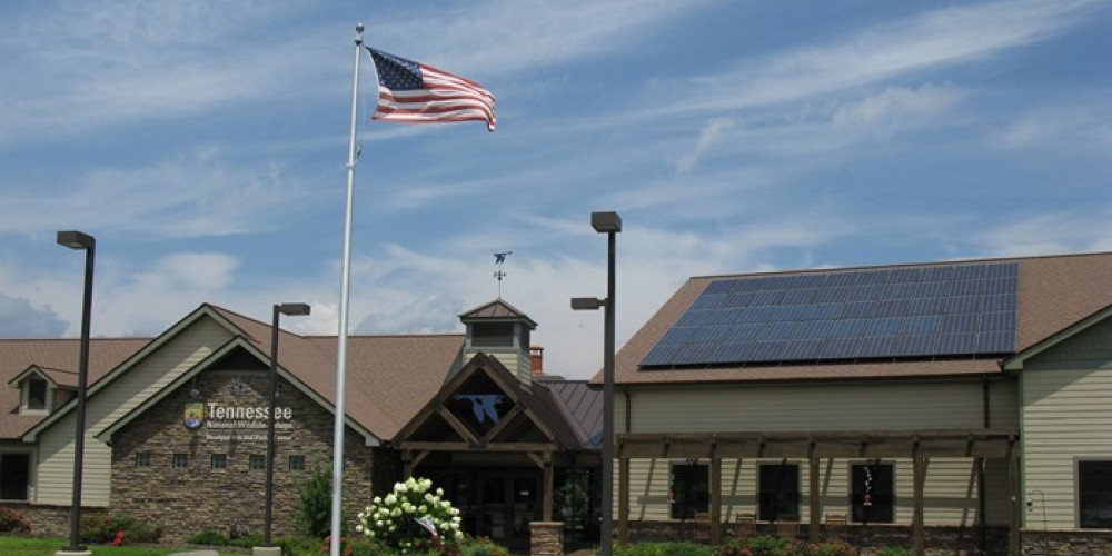 Tennessee National Wildlife Visitor Center – Joan Howe
