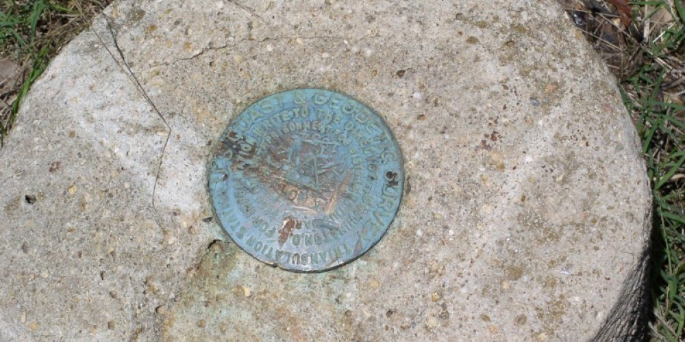 Elevation marker – Gary Mathews