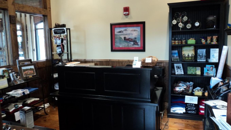 Gift Shop & Visitor's Center – Ty Snyder