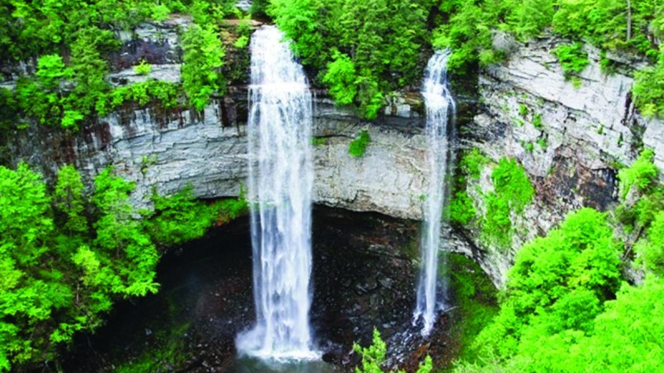 Mountaineer Folk Festival is just another great reason to see Fall Creek Falls on the Cumberland Plateau – Randy Hedgepath