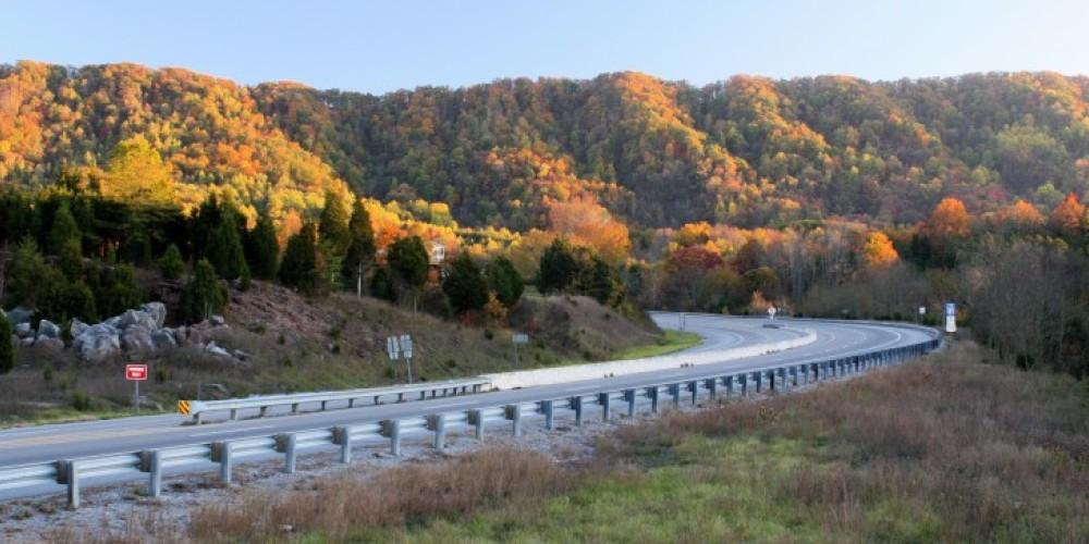 East Tennessee Crossing along Highway 25 E – Linda Lewanski