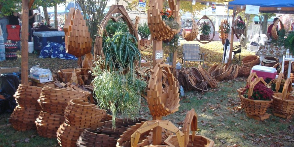 Artists and craftsmen feature handmade items at the Fair. – Prater's Mill Foundation