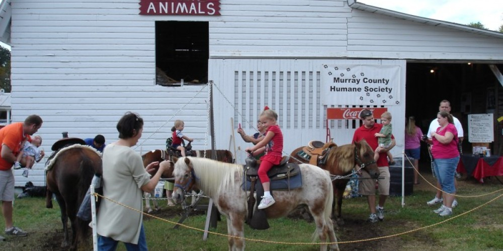 Kids have fun at the Fair. – Prater's Mill Foundation