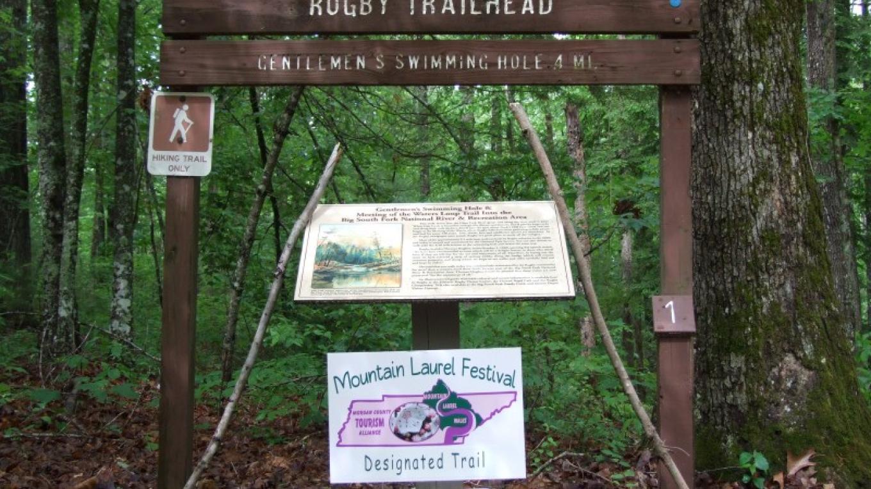One of the Designated Walking Trails - Rugby, TN – DeAnn Kirgan