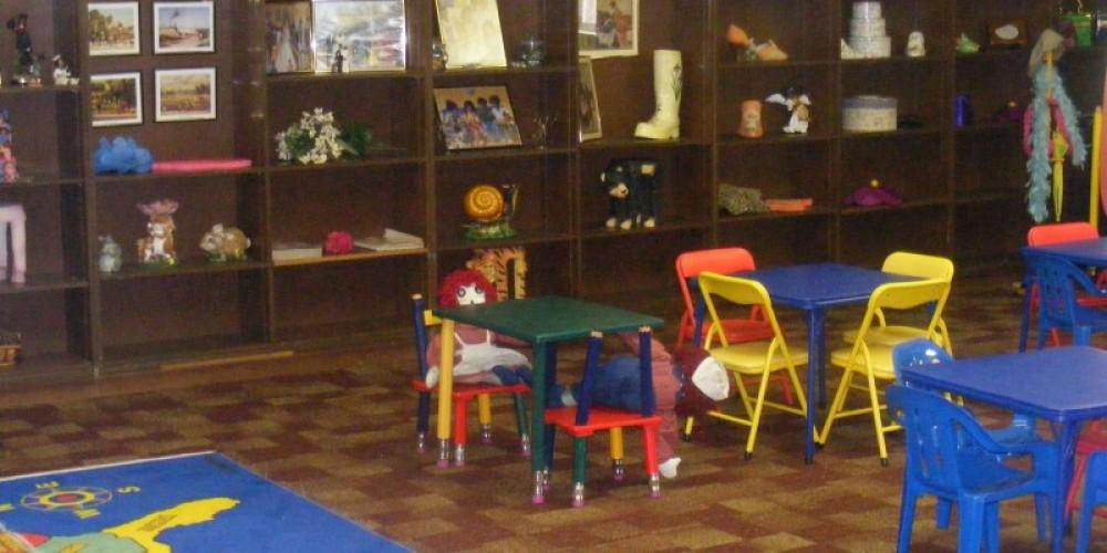 Emery Center Kids Area – Dionna Reynolds