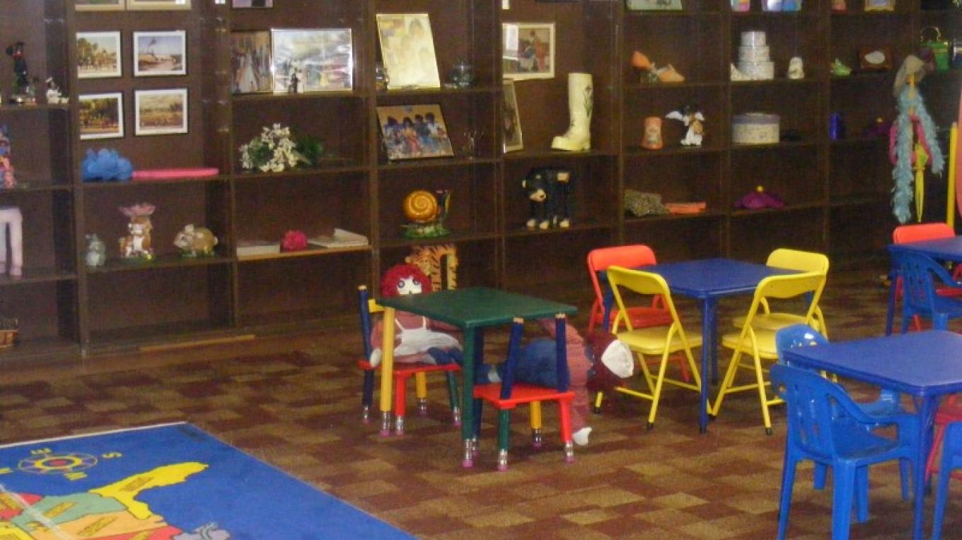 Emery Center Kids Area – Dionna Reynolds