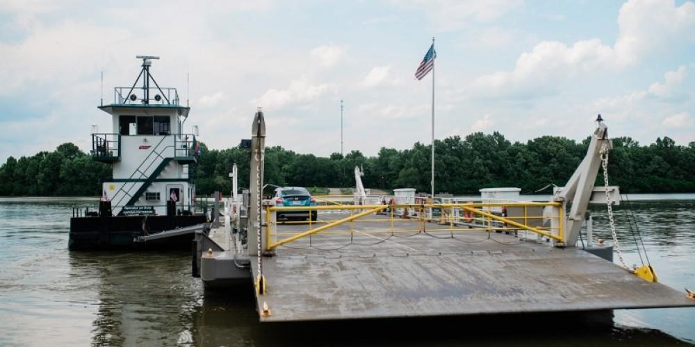 Cumberland City Ferry – Cari Griffith