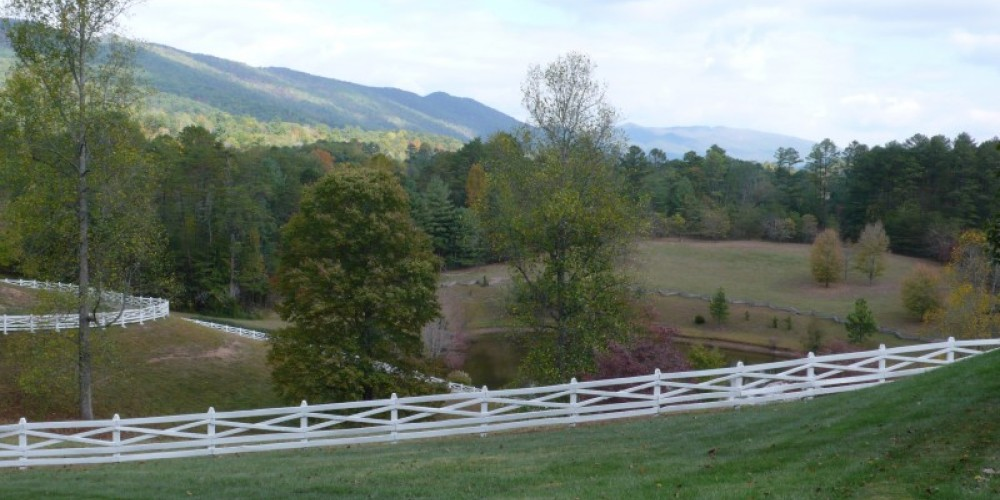 Pastoral view from one of the hiking paths leading from the main property to the woods and trails. – Kenny Markanich