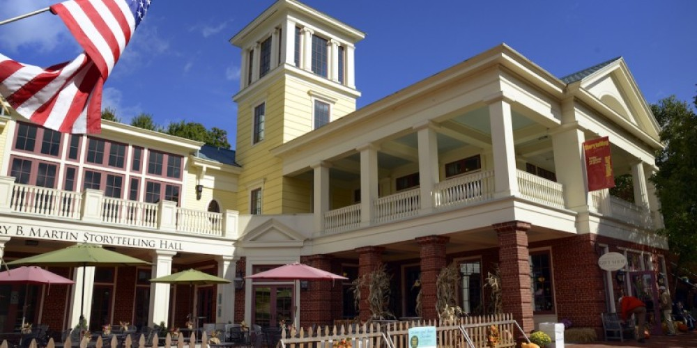 The International Storytelling Center. – Photograph curtesy of Tennessee Tourism