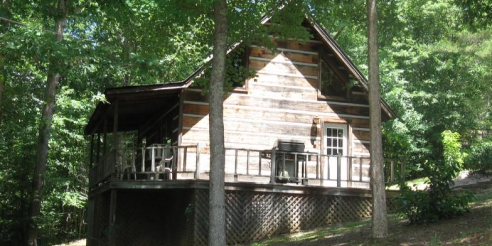 Cabin #2 – Patricia Scott