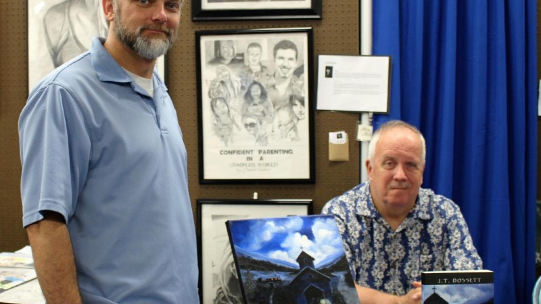 Authors Forum - Illustrator Allan Miller, Author Jim Dossett – JoAnne Myers