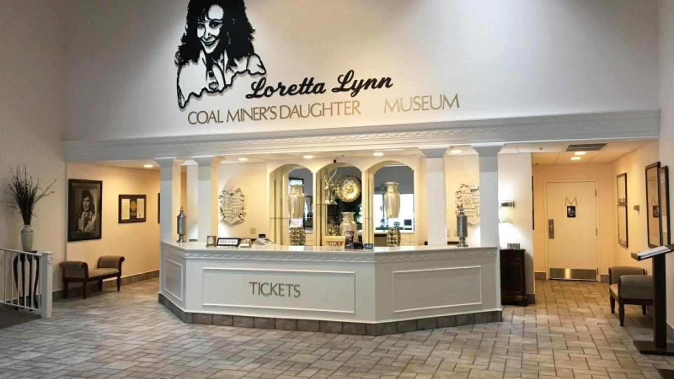 Welcome to the Coal Miner's Daughter Museum – Loretta Lynn Ranch