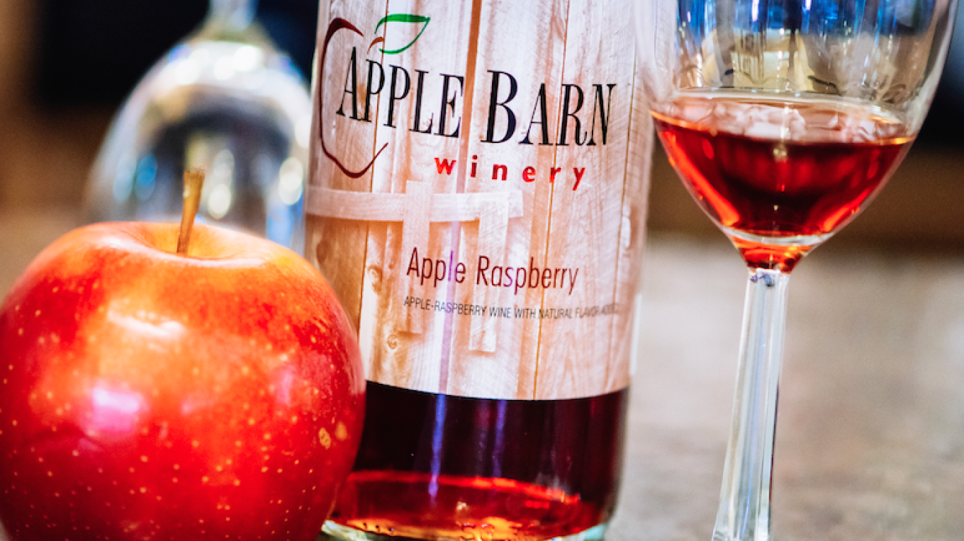 Apple Barn Winery Tennessee River Valley