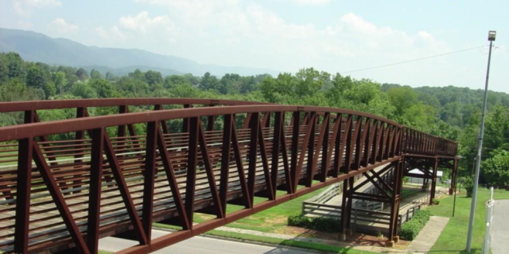Greenway Bridge – Steve Roark