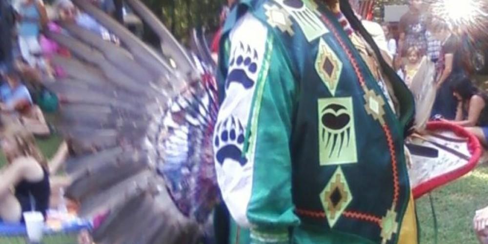 Cherokee Dancer – Lizz Harris