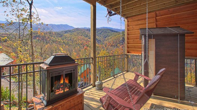 Luxury Cabin Rental | Elk Springs Resort 1088 Powdermill Road Gatlinburg, TN 37738. Phone: 865-233-2390.