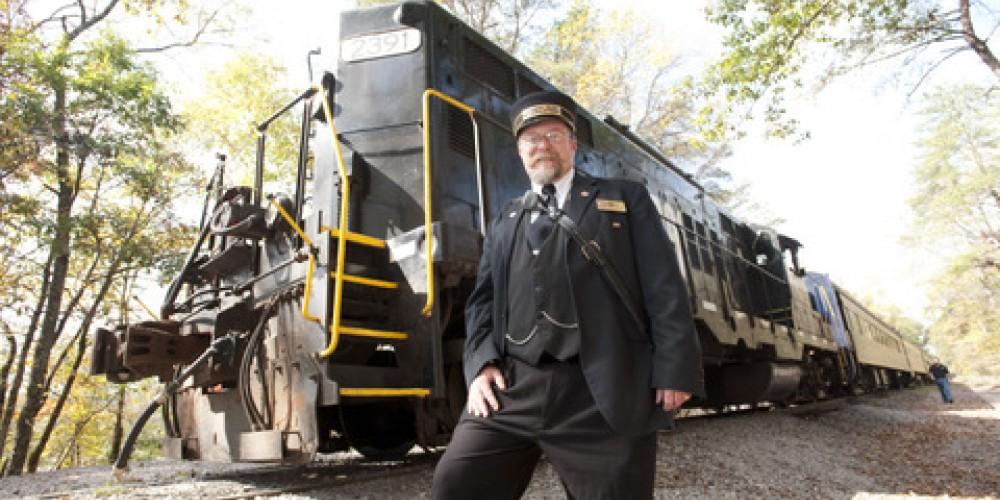 Train Conductor – TN State Photo Services