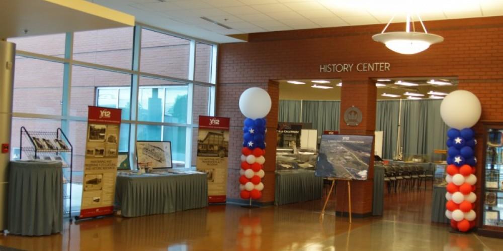 Y-12 History Center at the New Hope Center - 602 Scarboro Road, Oak Ridge, TN – Ray Smith