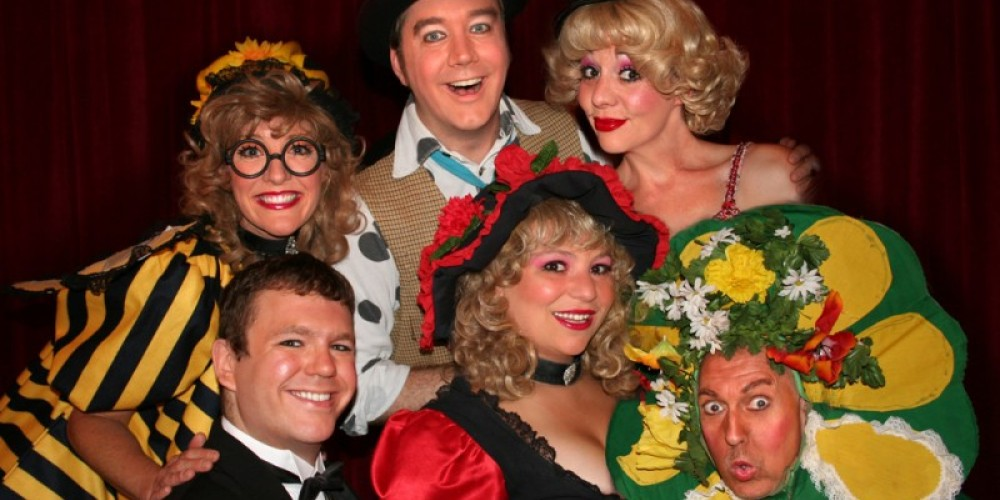 Sweet Fanny Adams Theatre Cast – Gordon Dahms