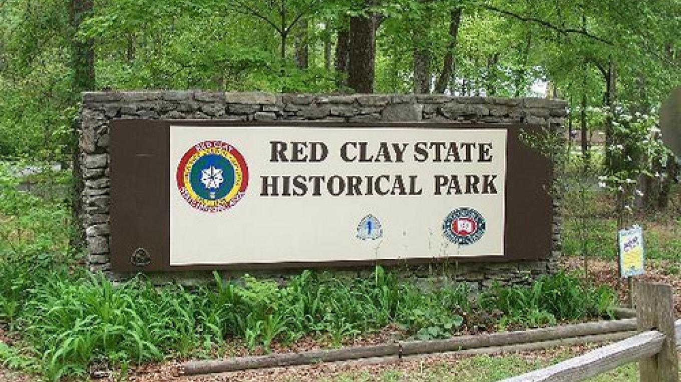 Red Clay State Historic Park – State Photo