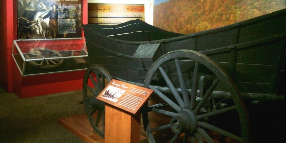 The Massengill Overmountain Museum Galleries at Rocky Mount – Rocky Mount Historical Association