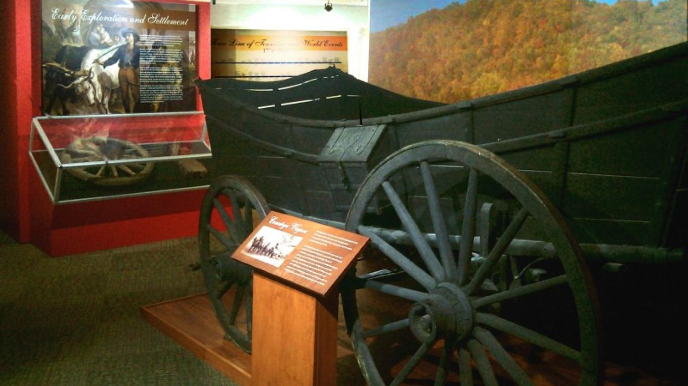 The Massengill Overmountain Museum Galleries at Rocky Mount – Rocky Mount Historical Association