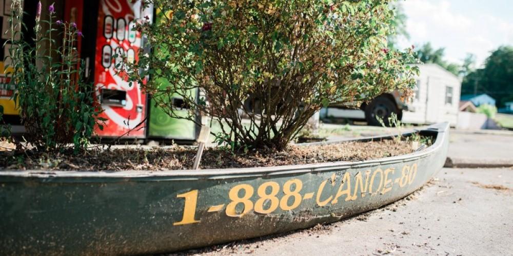 Shoal Creek Canoe Run and Trading Post – Cari Griffith