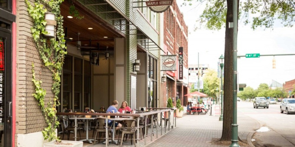 Downtown Location – Maple St. Biscuit Company