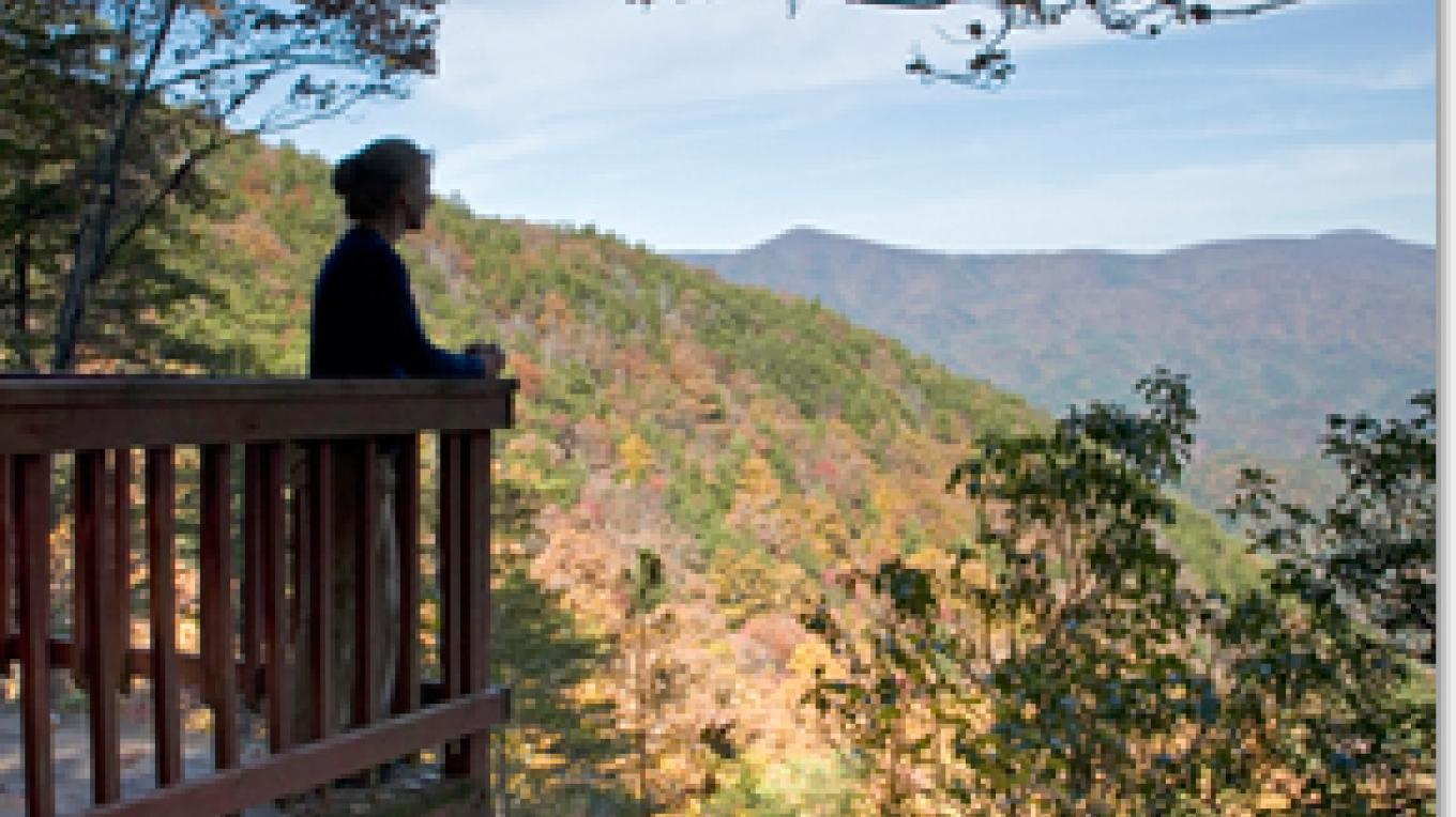 Fort Mountain State Park - the eastern end of the Cohutta-Chattahoocee Scenic Byway – Fort Mountain Sate Park Website