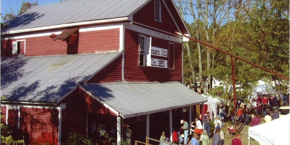 Praters Mill established 1855 – Dalton CVB
