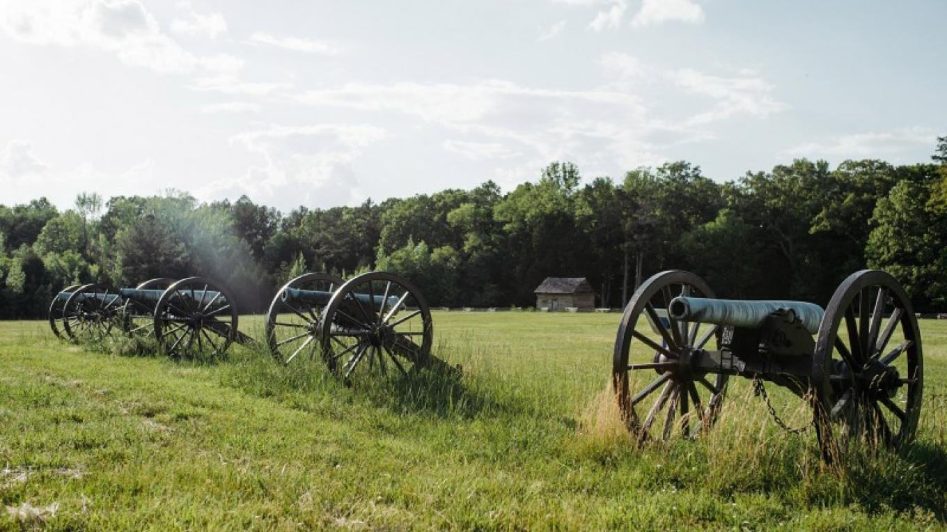Shiloh National Military Park – Cari Griffith