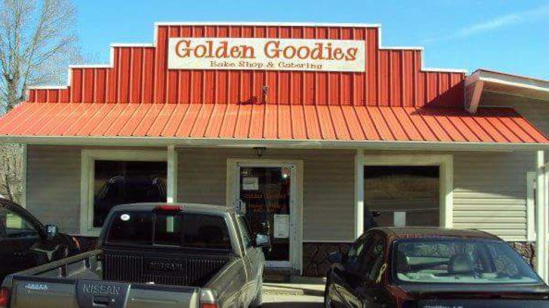 Golden Goodies Bake Shop