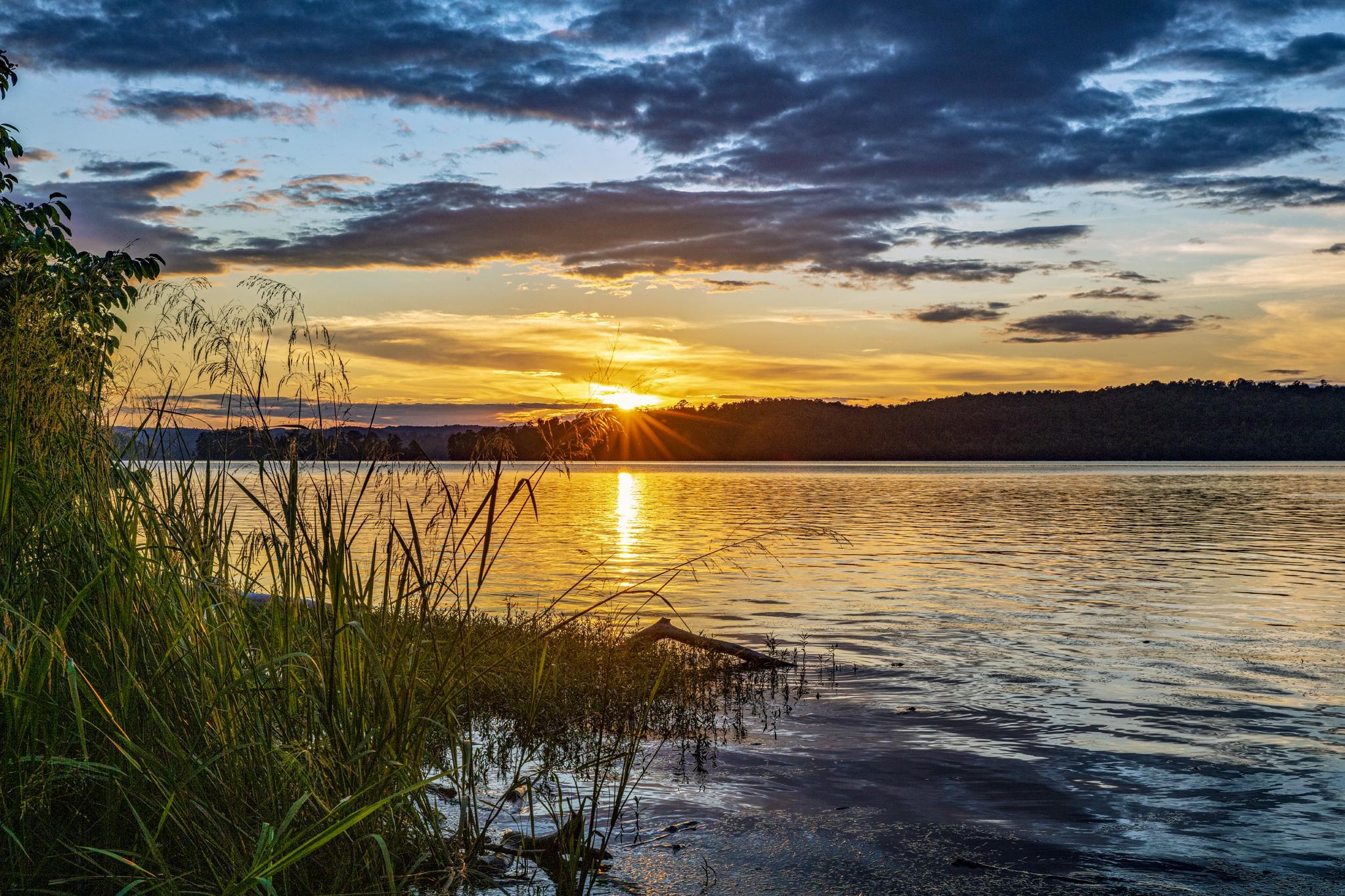 Sunset at Lake Guntersville State Park – Scott Baker