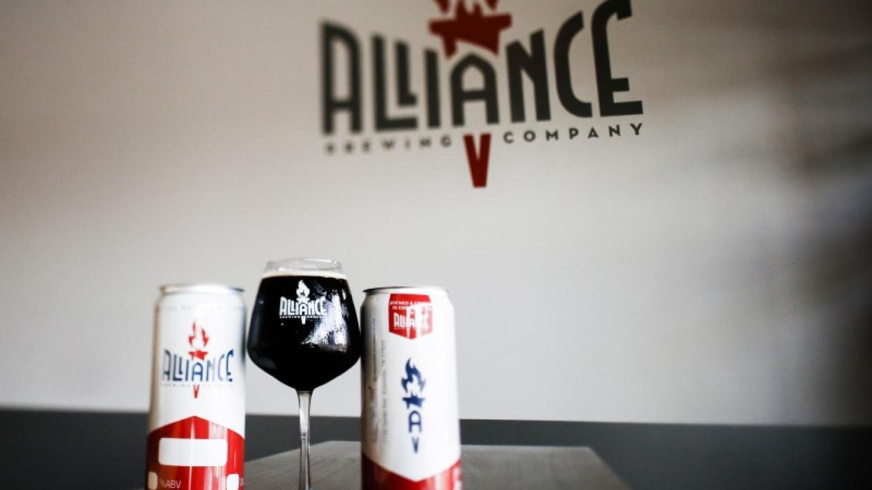 Alliance Beer- Adam