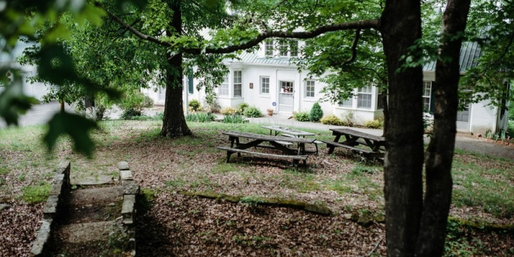 The museum is located at Fort Hill, which was a Union Civil War fort overlooking the railroad line and city of Waverly. – Cari Griffith