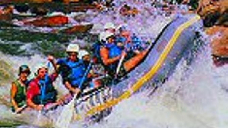 Olympic Ocoee Whitewater Rafting