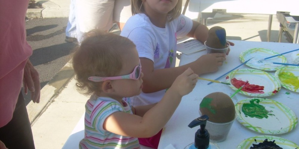 Children's activity at the MFM. – Shelly Robinson