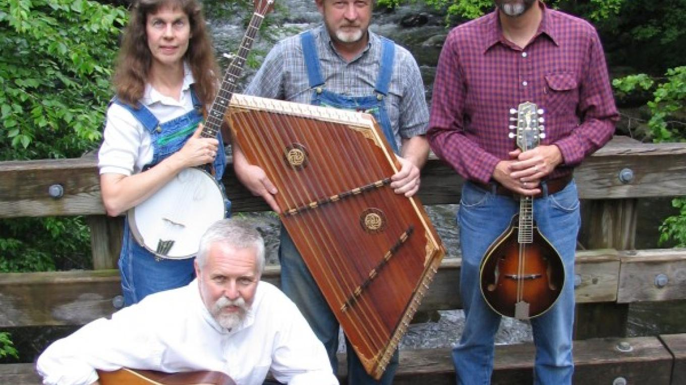 The Woodpickers – Great Smoky Mountains Institute