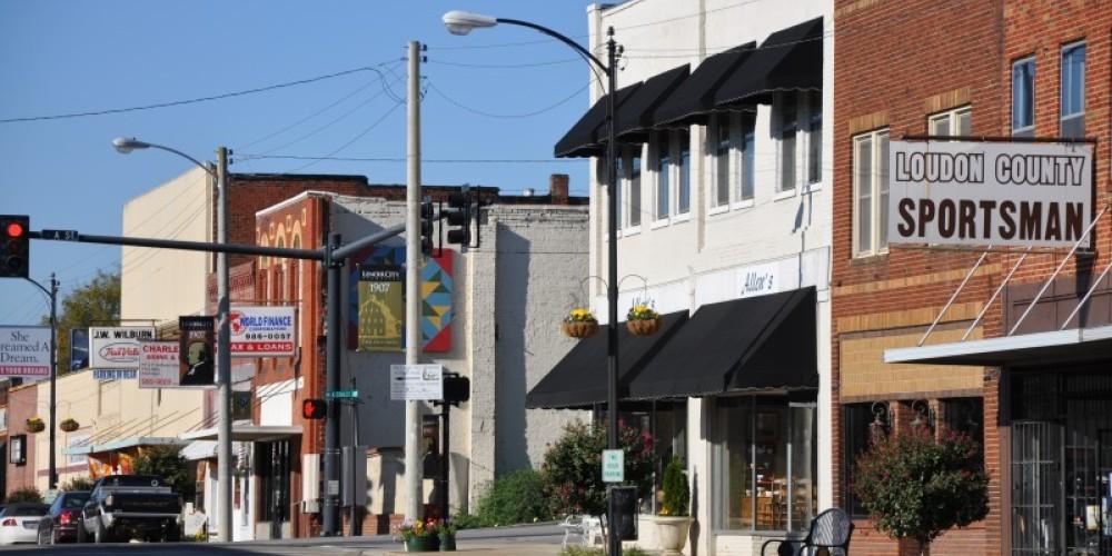 Historic Downtown Lenoir City – Klair Kimmey