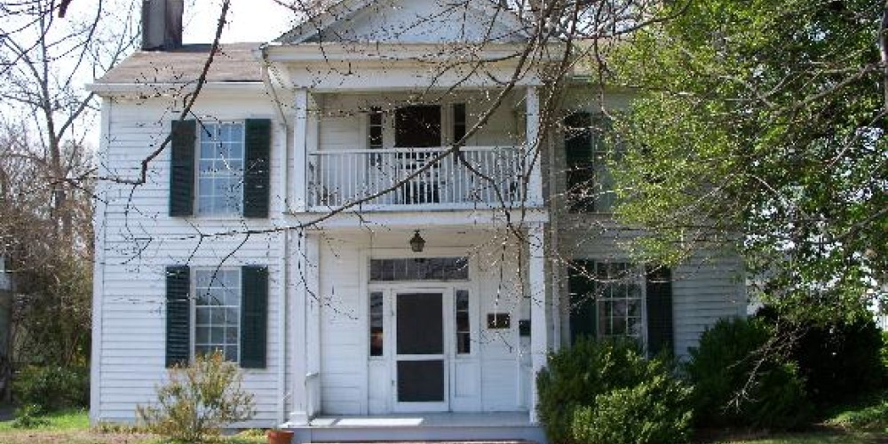 Blunt House -Dalton, GA – Whitfield-Murray Historical Society