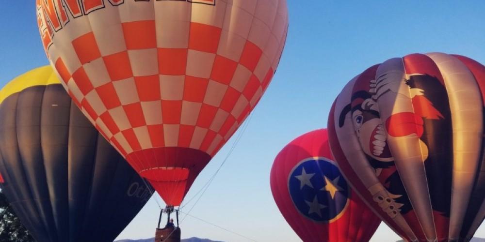 Great Smoky Mountain Balloon Festival
