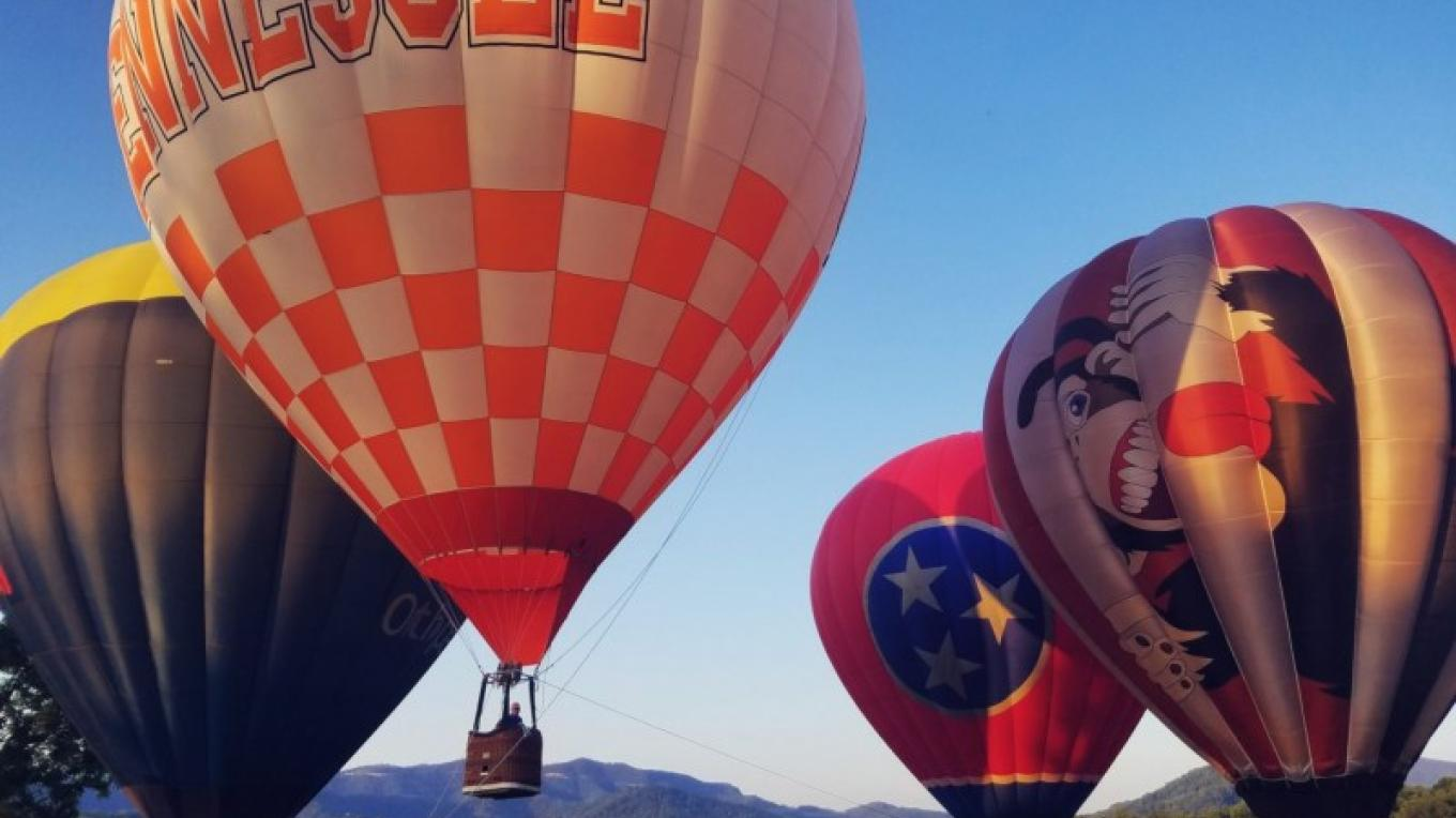 Great Smoky Mountain Balloon Festival