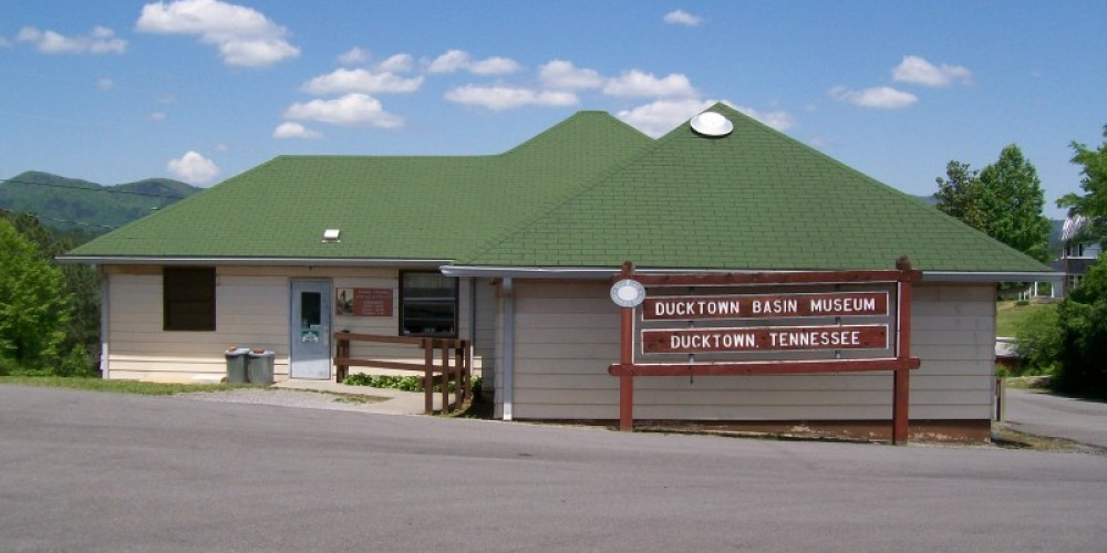 Main museum building which was the Mine Office. – Ken Rush
