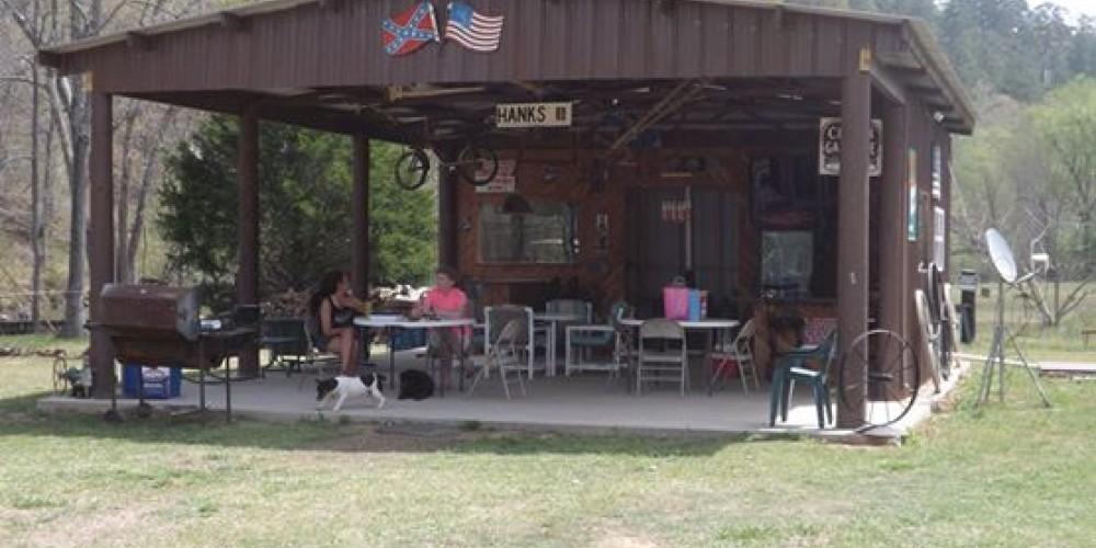 Pavilion for rent
