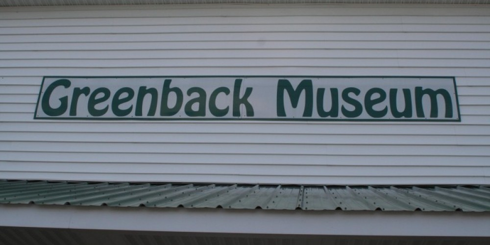 Greenback Museum – Molly Gilbert